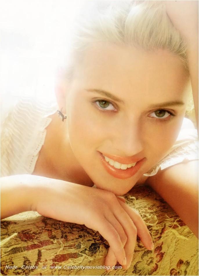 Scarlett Johansson Teen