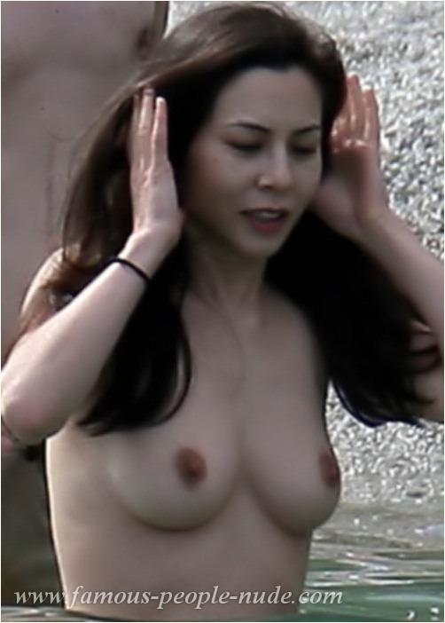 china chow nude photos