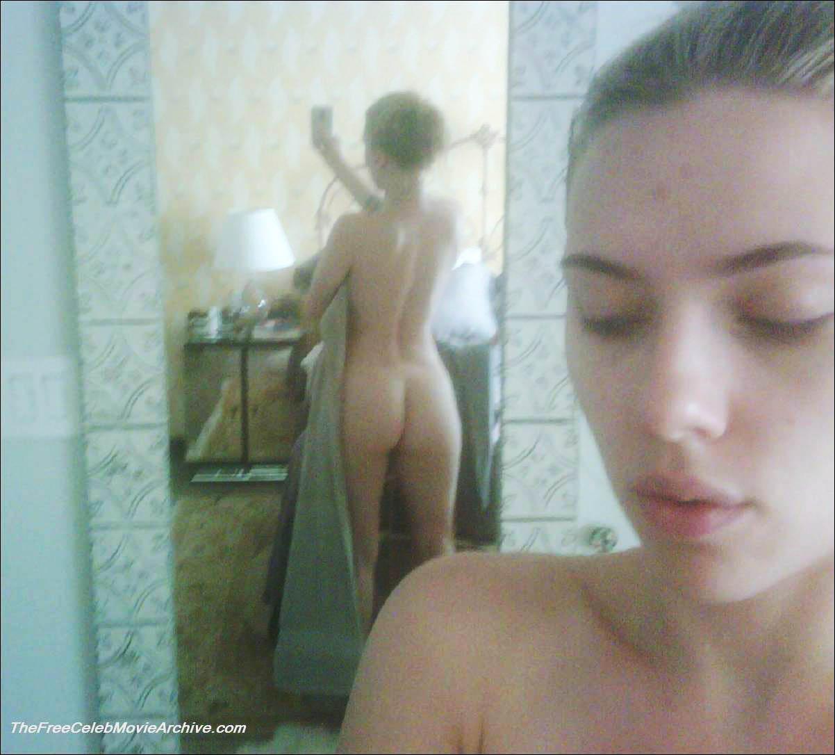 nude scarlett johansson porn